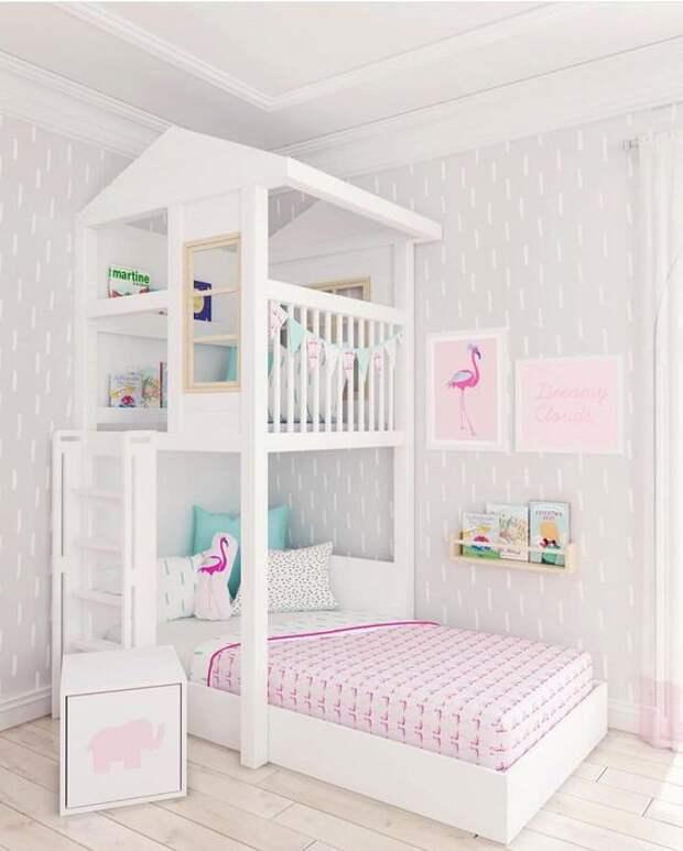 Необычные детские кроватки
