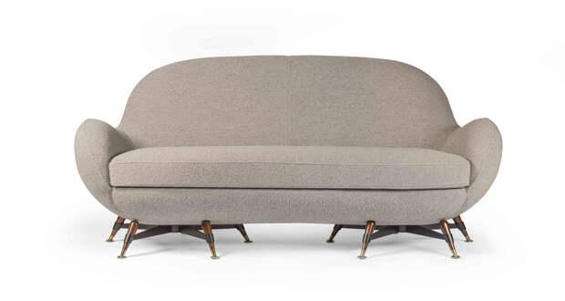 Visionnaire перезапускает культовую коллекцию мебели Mercury