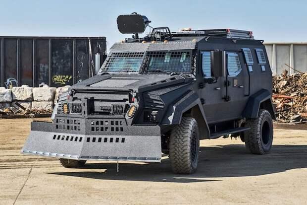 INKAS SENTRY Civilian Edition авто. интересное, автомир, бронемашины, броня, самые-самые, факты