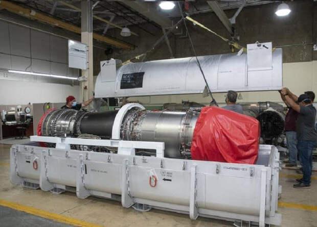 NASA получило двигатели для «тихого» сверхзвукового самолета