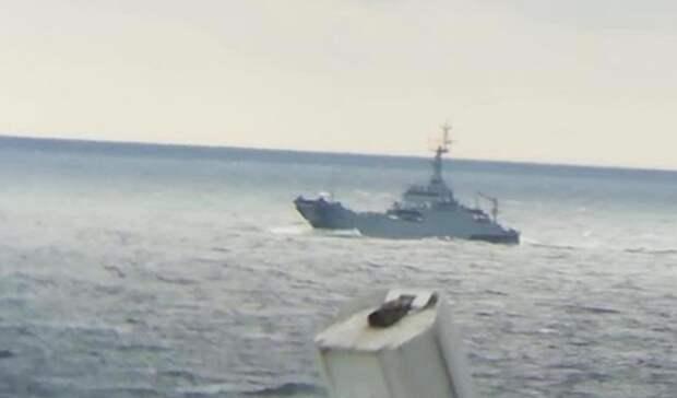 Строителей «Северного потока-2» пугают военными кораблями