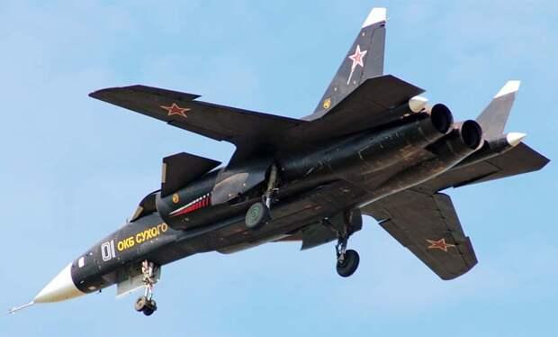 Су-47: почему не взлетел уникальный «Беркут»
