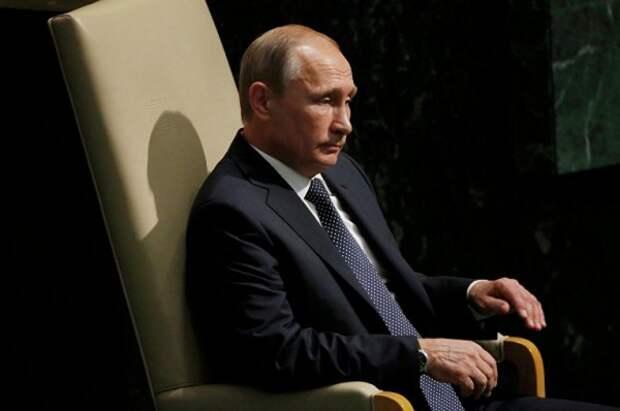 Порошенко: Владимир Путин сплотил Украину