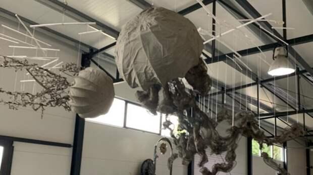 Искусство с помойки: под Калининградом открылся МУзей МУсора