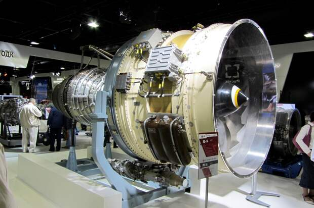 В России началось серийное производство авиадвигателей ПД-14