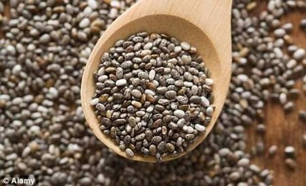 Стоит добавлять в любое блюдо семена чиа еда, ложные факты, суперпродукты