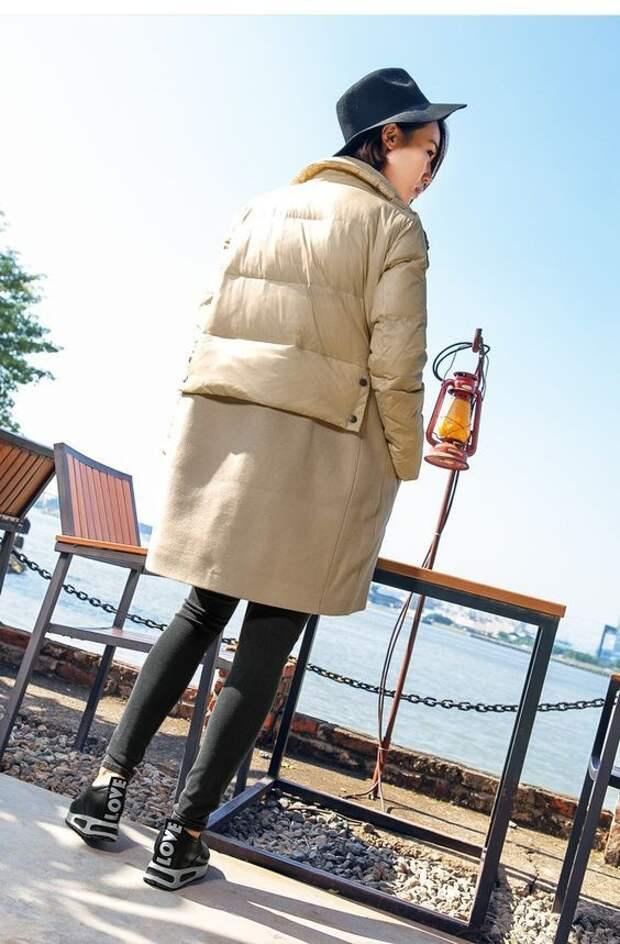 как перешить куртку в пальто