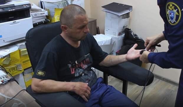 Подозреваемый в убийстве девочки крымчанин заключен под стражу