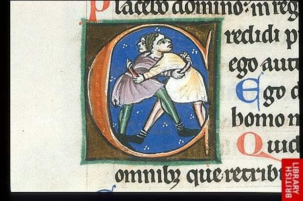 Спорт в средние века