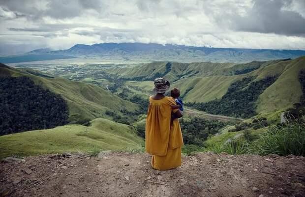 Папуа Новая Гвинея ведьмы, колдовство, колдуны, суеверия