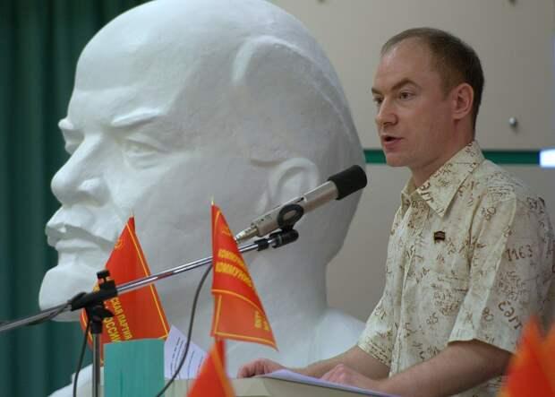 """Малинкович считает, что """"левое движение"""" России нуждается в обновлении"""