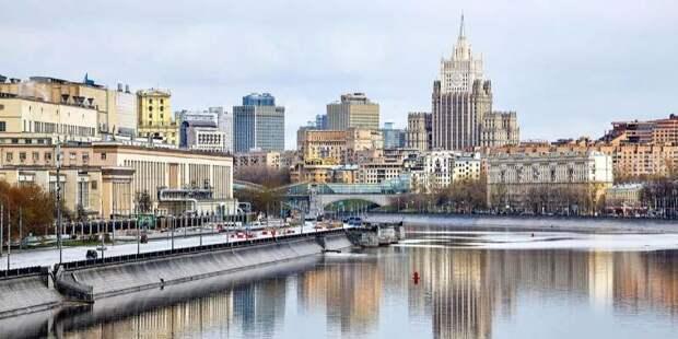 Власти Москвы прогнозируют возвращение экономики на допандемийный уровень к концу года