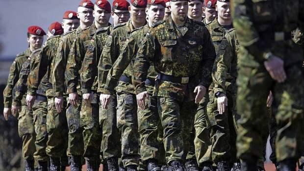 ФРГ мобилизует армию для борьбы с коронавирусом