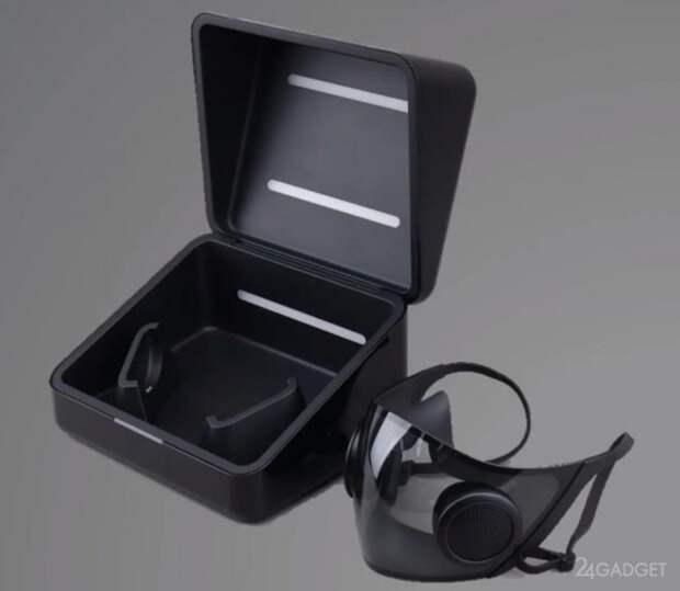 Умные защитные маски Project Hazel от Razer запускаются в серийное производство