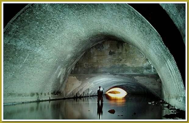 Источник Яндекс.картинки. Древний тоннель