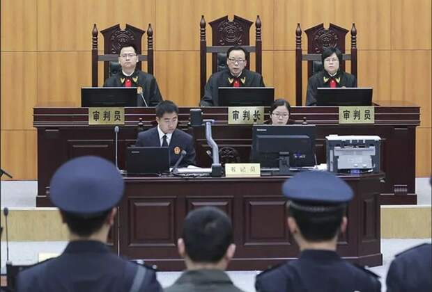 Еще один гражданин Канады осужден в Китае смертным приговором за производство и контрабанду наркотиков