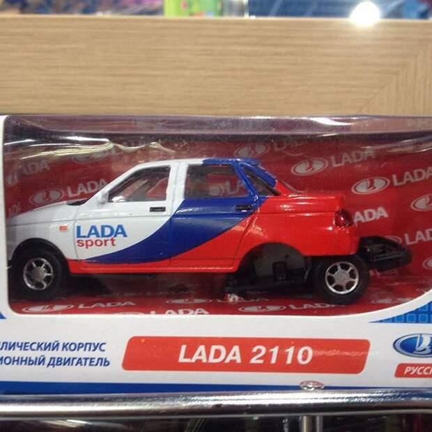 Даже на фабриках игрушек точно знают, как должен выглядеть новый русский автомобиль автопром, первая любовь, россия
