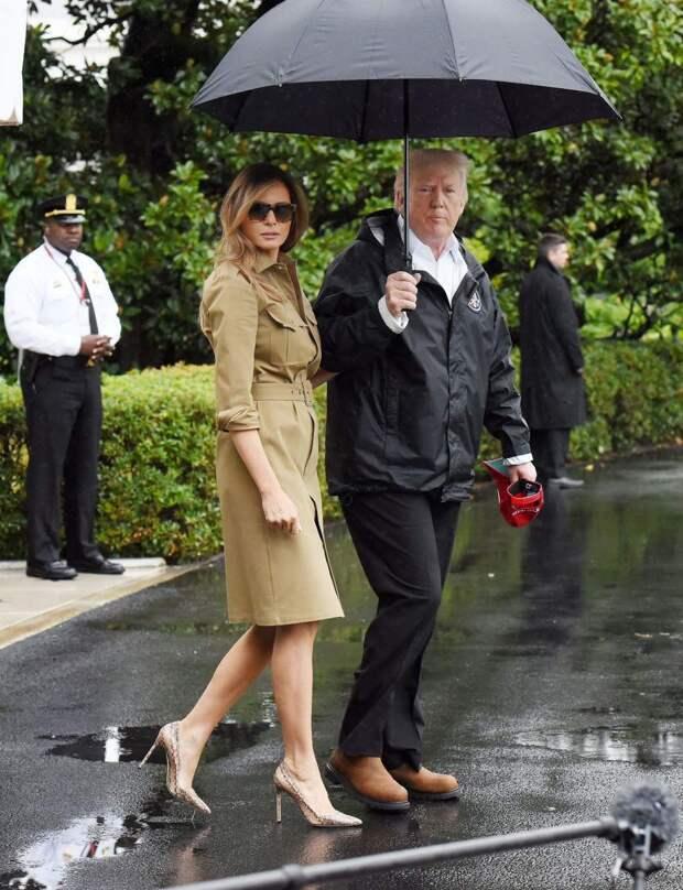 Вот как выглядит модный обозреватель журнала Vogue, которая критикует Меланию Трамп из-за отсутствия вкуса
