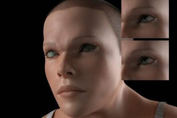 Ученые показали, как будет выглядеть человек в 2100 году