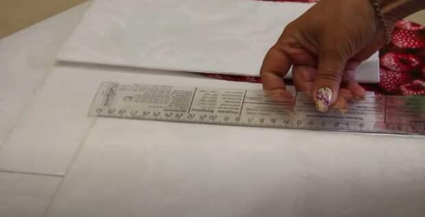 Интересный проект получается, если соединить пенопласт и салфетку