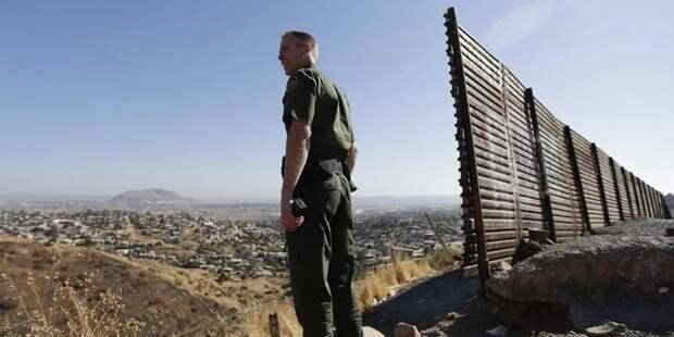 Американский пограничник подстрелил россиянина на мексиканской границе