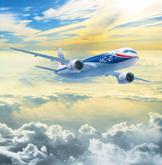 Санкции США не смогут повлиять на производство новейших самолетов МС-21