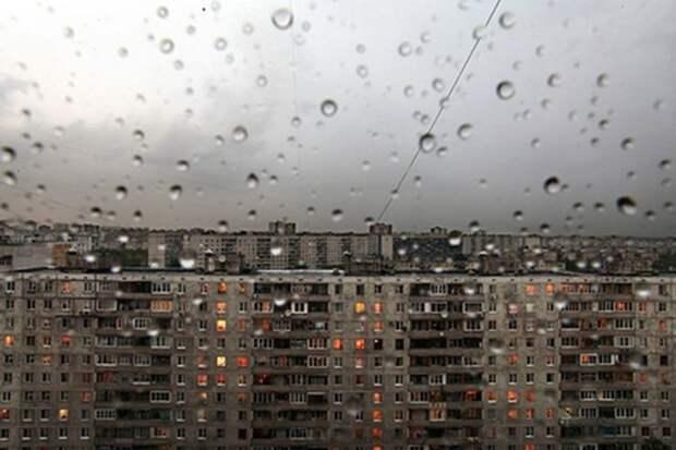 Россиянам приходится платить за дождь