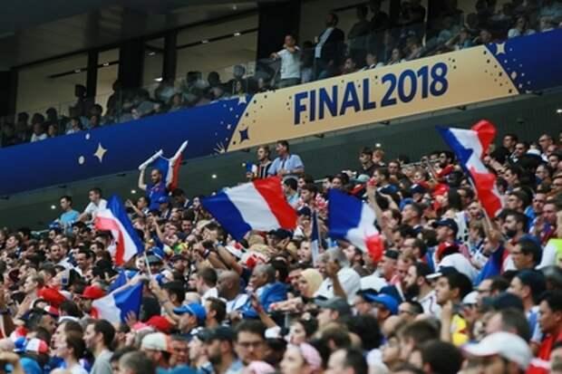 Это стоит видеть! Чем запомнится финальный матч ЧМ-2018 (ФОТО, ВИДЕО)