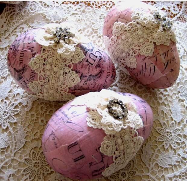 Радостный пасхальный декор: 58 милых идей