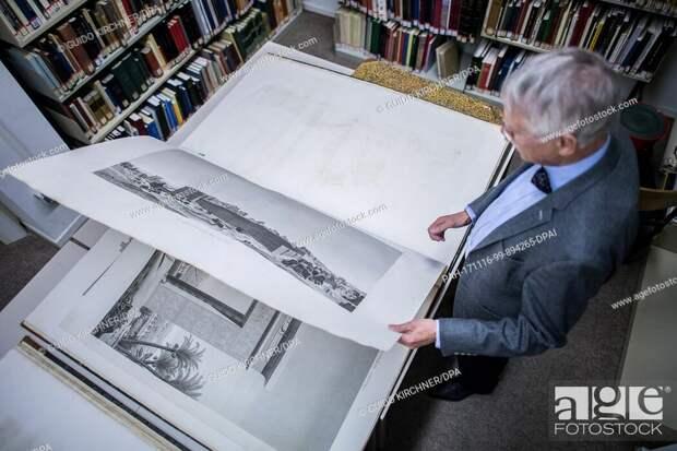 Воооот такого формата в них были гравюры. Источник изображения: fotostock.com
