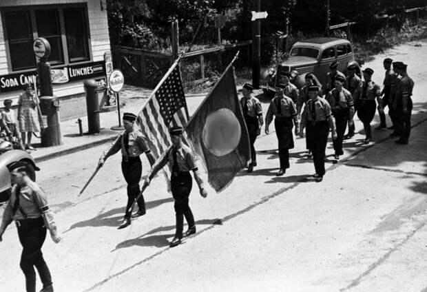 «Бригада Джорджа Вашингтона»: какие американцы воевали в армии Гитлера