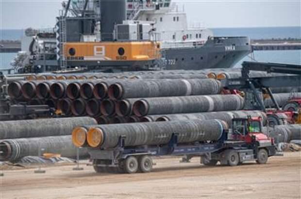"""США ввели новые санкции из-за """"Северного потока 2"""" - Блинкен"""