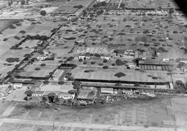 8 фото и видео бутафорских городов в Америке, под которыми прятали военные базы