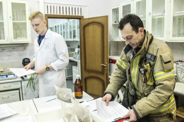 пресс-служба Управления по СЗАО Департамента ГО и ЧСПБ г. Москвы