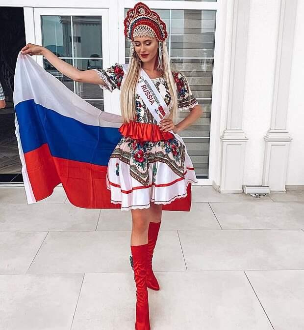 Ростовчанка вошла в тройку самых красивых девушек мира