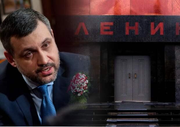 Потерпите, православные! Легойда назвал захоронение тела Ленина делом времени