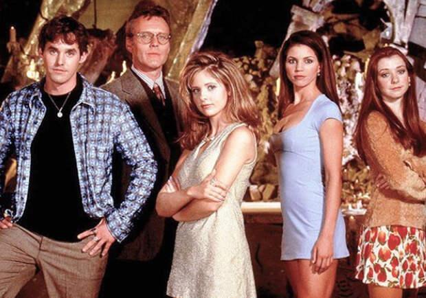 «Баффи – истребительница вампиров»... актёры сериала 20 лет спустя