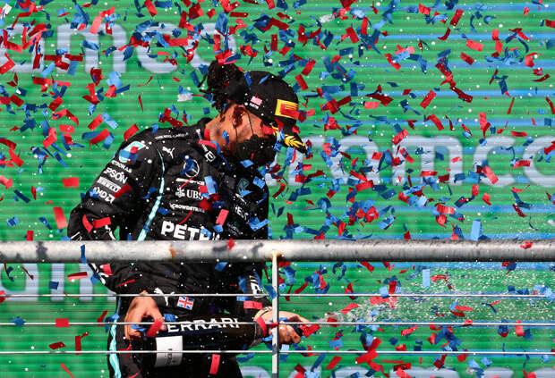 Нико Росберг: Чемпионом в сезоне-2021 всё-таки станет Хэмилтон