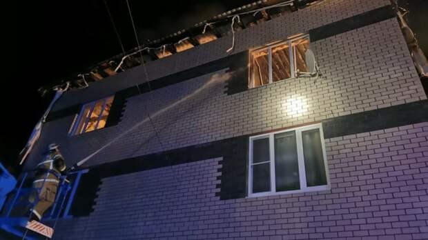Под завалами дома в Нижегородской области нашли младенца