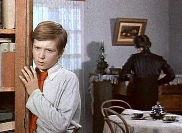 Кадр из фильма «Кортик»