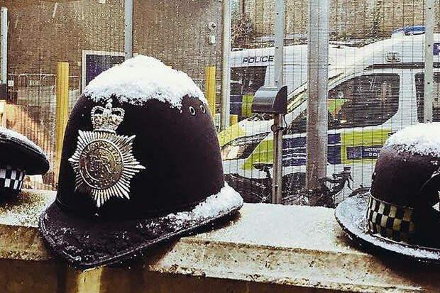 Полиция Лондона рассказала о работе на Рождество