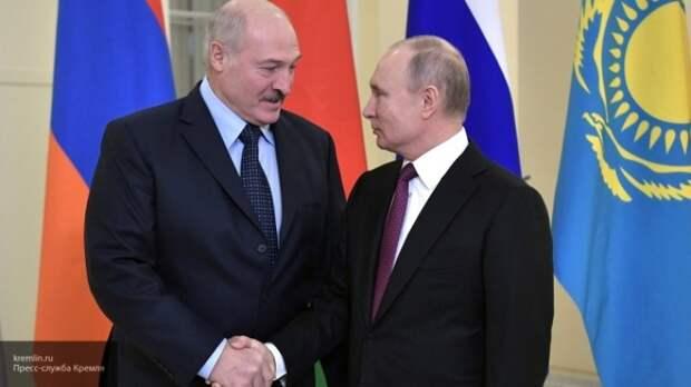 Лукашенко о разговоре с Путиным после «ссоры»: вам лучше это не слышать