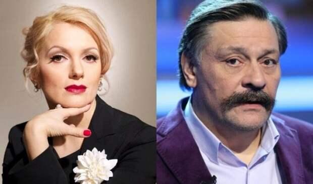 Мария Порошина и Дмитрий Назаров