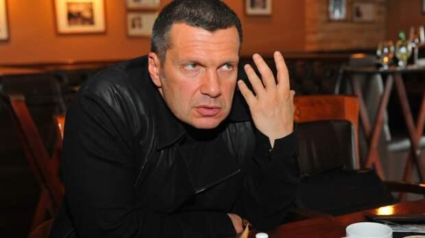 Объявите нам войну - Соловьев взял на слабо украинских провокаторов