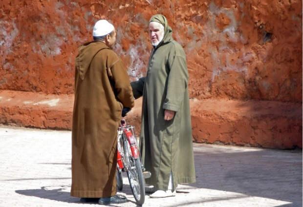 Правила поведения в Mарокко для туристов