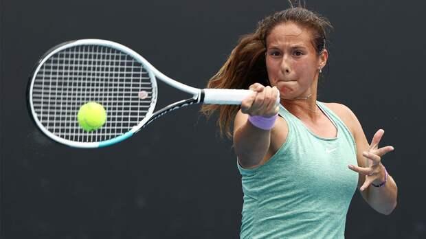 Касаткина: «Я бы не сказала, что почерпнула что-то от своих соперниц. Стараюсь ориентироваться на мужской теннис»