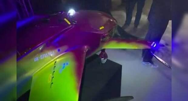 Российский конструктор показал концепт летающей машины