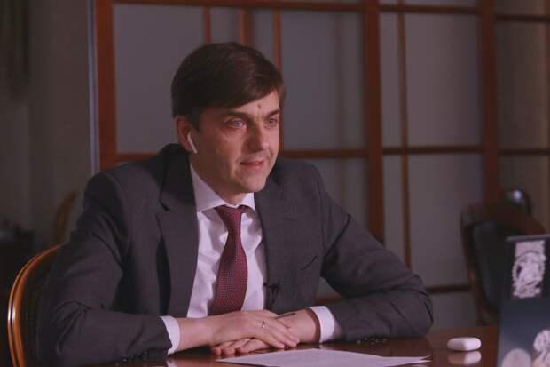 Сергей Кравцов об онлайн-обучении детей: К такому никто не был готов