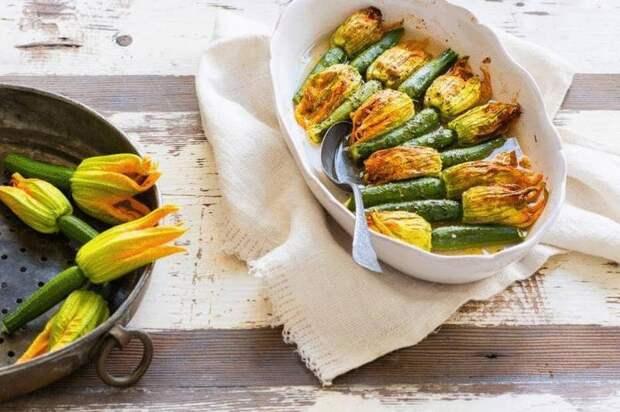 8 блюд из кабачков на любой вкус