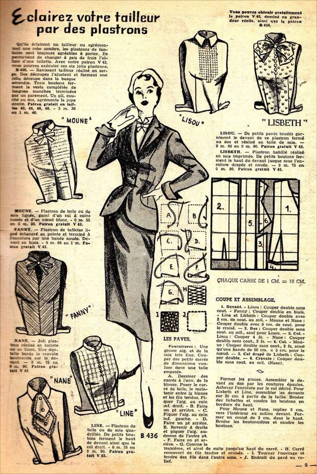 Мода  1930 - х годов